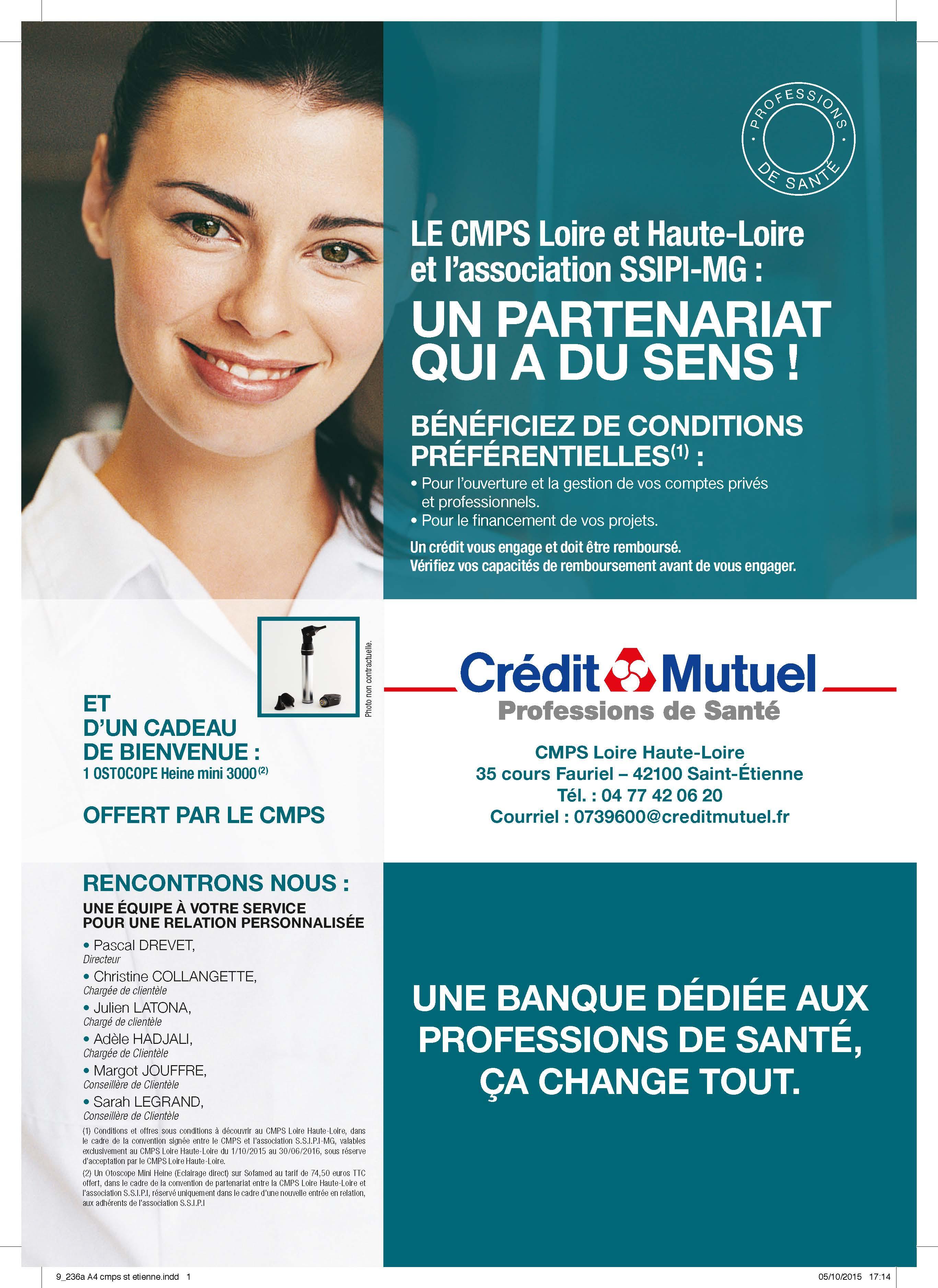 Publicité CMPS