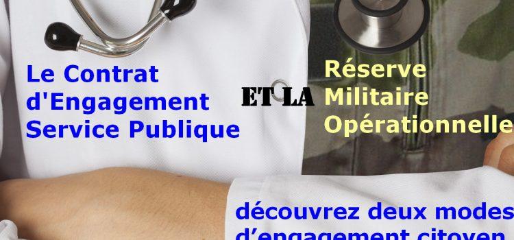soirée information CESP / reserviste